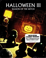 Halloween III - Season of the Witch SteelBook - Collector's Edition