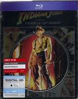 Indiana Jones and the Temple of Doom MetalPak (BD + Digital Copy)(Exclusive)