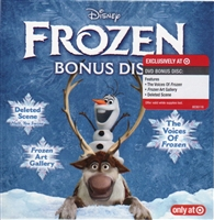 Frozen Bonus Disc (Exclusive)