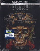 Sicario: Day of the Soldado 4K SteelBook (BD + Digital Copy)(Exclusive)