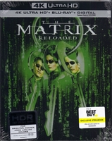 The Matrix Reloaded 4K SteelBook (BD + Digital Copy)