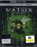 The Matrix Revolutions 4K SteelBook (BD + Digital Copy)