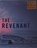 The Revenant Full Slip SteelBook (Hong Kong)