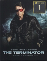 The Terminator Full Slip SteelBook (Black Barons)(Czech)