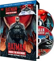 Batman: Under the Red Hood w/ Graphic Novel (BD/DVD + Digital Copy)