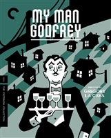 My Man Godfrey: Criterion Collection