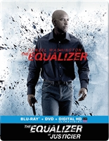 The Equalizer SteelBook (BD/DVD + Digital Copy)(Canada)