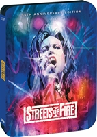 Streets of Fire SteelBook: 35th Anniversary Edition