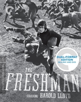 The Freshman: Criterion Collection DigiPack (BD/DVD)
