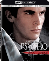 American Psycho 4K (BD + Digital Copy)