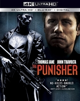 The Punisher 4K (BD + Digital Copy)