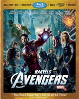 The Avengers 3D (BD/DVD + Digital Copy)
