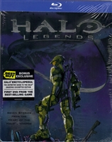 Halo Legends SteelBook (Exclusive)