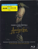 Apocalypse Now SteelBook (Apocalypse Redux)(BD + Digital Copy)(Exclusive)
