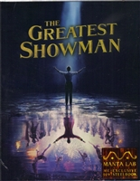 The Greatest Showman Full Slip 4K SteelBook (Hong Kong)