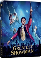 The Greatest Showman 1/4 Slip SteelBook (Hong Kong)