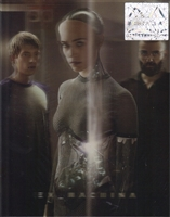 Ex Machina Lenticular SteelBook (2015)(Hong Kong)