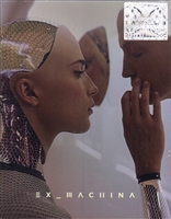 Ex Machina Full Slip SteelBook (2015)(Hong Kong)