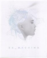 Ex Machina 1-Click SteelBook (2015)(Hong Kong)