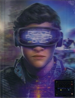 Ready Player One 3D Lenticular SteelBook (Hong Kong)