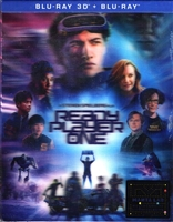 Ready Player One 3D Double Lenticular SteelBook (Hong Kong)
