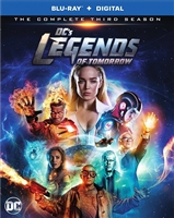 DC's Legends of Tomorrow: Season 3 (BD + Digital Copy)