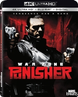 Punisher: War Zone 4K (BD + Digital Copy)
