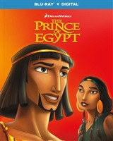 The Prince of Egypt (BD + Digital Copy)