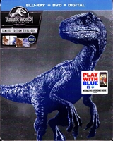 Jurassic World: Fallen Kingdom SteelBook (BD/DVD + Digital Copy)(Exclusive)