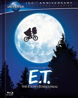 E.T. - The Extra-Terrestrial (DigiBook)(ET)(BD/DVD + Digital Copy)