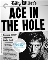 Ace in the Hole: Criterion Collection DigiPack (BD/DVD)