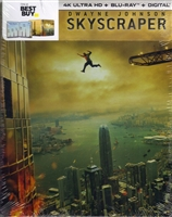 Skyscraper 4K SteelBook (BD + Digital Copy)(Exclusive)