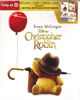 Christopher Robin DigiPack (BD + Digital Copy)(Exclusive)