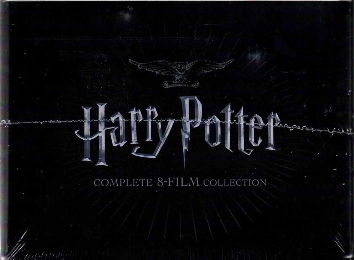 Harry Potter 4K: The Complete Collection SteelBook (BD + Digital  Copy)(Exclusive)