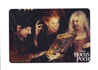 Hocus Pocus Disney Movie Club Lithograph