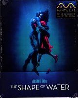 The Shape of Water 1/4 Slip SteelBook (Hong Kong)