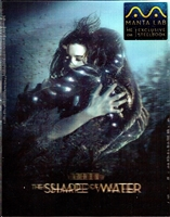 The Shape of Water Double Lenticular Slip SteelBook (Hong Kong)