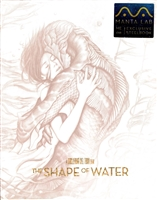 The Shape of Water 4K Full Slip SteelBook (Hong Kong)