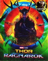 Thor: Ragnarok 3D Single Lenticular SteelBook (Blufans #44)