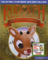 Rudolph the Red-Nosed Reindeer: 50th Anniversary Edition StoryBook (DigiPack)(Exclusive)