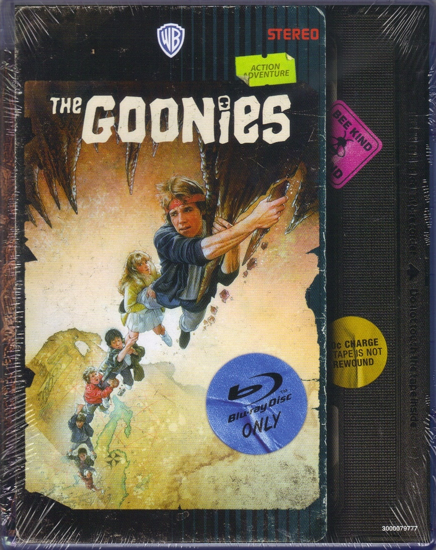 The Goonies: VHS Cover Card (Exclusive)