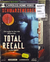 Total Recall: VHS Slip (1990)(Digital Copy)(Exclusive)