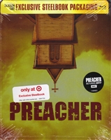 Preacher: Season 1 SteelBook (BD + Digital Copy)(Exclusive)