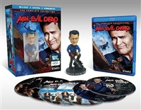 Ash vs Evil Dead: The Complete Series w/ Bobblehead (BD + Digital Copy)(Exclusive)