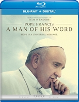 Pope Francis: A Man of His Word (BD + Digital Copy)