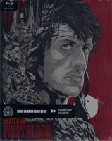 Rambo: First Blood SteelBook (BD/DVD + Digital Copy)(Mondo Art #03)(Canada)