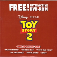 Toy Story 2 Bonus Disc (Exclusive)
