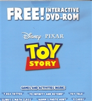 Toy Story Bonus Disc (Exclusive)