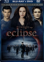 The Twilight Saga: Eclipse - Special Edition SteelBook (BD/DVD)(G1)(Exclusive)