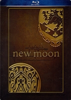 The Twilight Saga: New Moon SteelBook (G1)